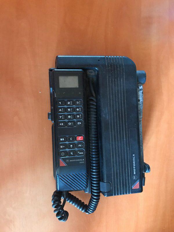 teléfono movil vintage motorola 6800x